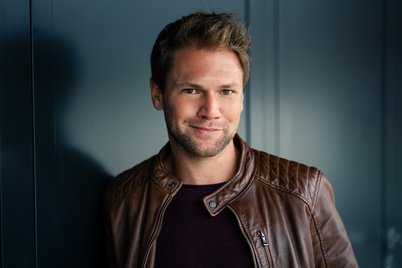 Moderator Tobias Witton
